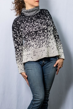 Shoptiques Product: Funnel Neck Pullover
