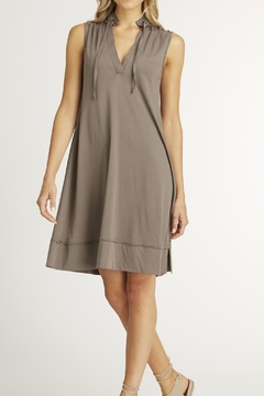 Shoptiques Product: Sleeveless Tunic Dress