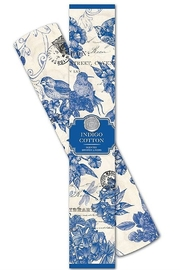 Michel Design Works Indigo Cotton Drawer Liners - Product Mini Image