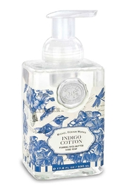 Michel Design Works Indigo Cotton Soap - Product Mini Image