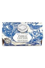 Michel Design Works Indigo Cotton Soapbar - Product Mini Image