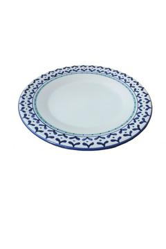 Shoptiques Product: Indigo Dinner Plate