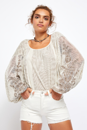 Free People Indigo dreams tunic - Product Mini Image
