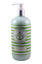 Indigo Isle Greentea&Aloe Body Lotion - Product Mini Image