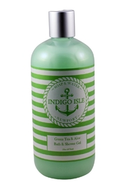 Indigo Isle Greentea&Aloe Shower Gel - Product Mini Image
