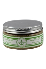 Indigo Isle Greentea&Aloe Sugar Scrub - Product Mini Image