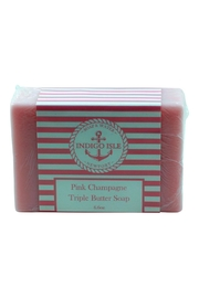 Indigo Isle Pinkchampagne Bar Soap - Product Mini Image
