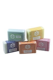 Indigo Isle Pinkchampagne Bar Soap - Front full body