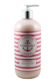 Indigo Isle Pinkchampagne Body Lotion - Product Mini Image