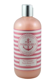 Indigo Isle Pinkchampagne Shower Gel - Product Mini Image