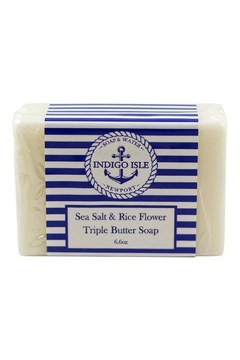 Shoptiques Product: Rice Flower Bar Soap