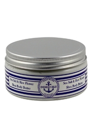 Indigo Isle Seasalt&Riceflower Shea Bodybutter - Product Mini Image