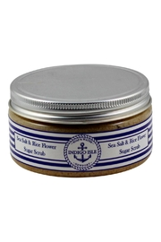 Indigo Isle Seasalt&Riceflower Sugar Scrub - Product Mini Image
