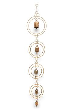 Shoptiques Product: Golden Rings Chime