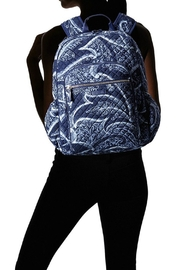 Vera Bradley Indio Campus Backpack - Back cropped