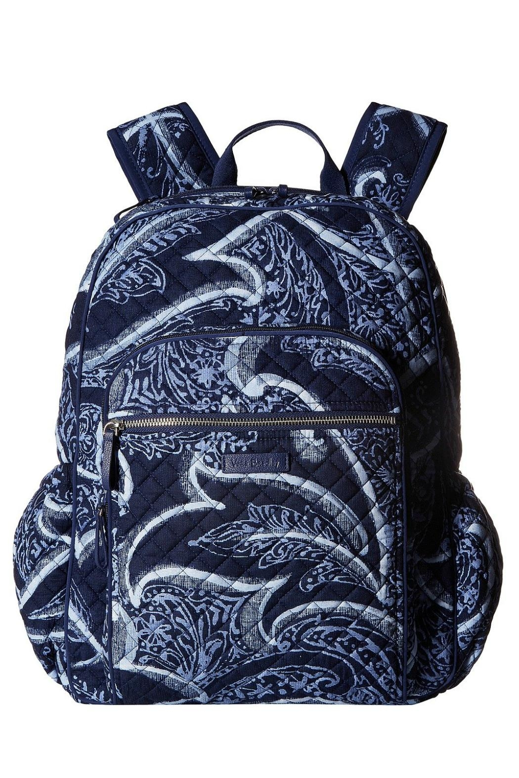 Vera Bradley Indio Campus Backpack - Main Image