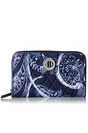Vera Bradley Indio Rfid Turnlock - Product Mini Image