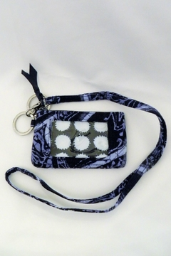 Shoptiques Product: Indio Zip Id-Case/lanyard