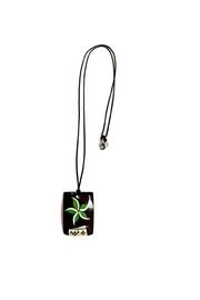 Love's Hangover Creations Indonesian Coconut Necklace - Product Mini Image