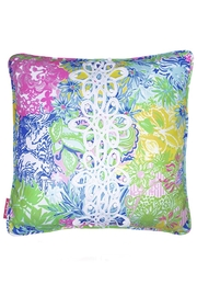 Lilly Pulitzer  Indoor/Outdoor Pillow 18x18 - Product Mini Image