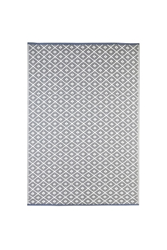 Evergreen Enterprises Indoor/outdoor Rug- Grey - Product List Image
