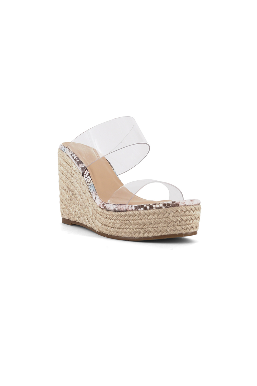 Shu Shop Shoes Inez-01 Wedge - Front Full Image