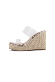 Shu Shop Shoes Inez-01 Wedge - Front cropped