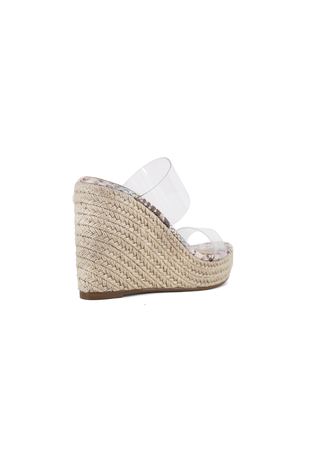 Shu Shop Shoes Inez-01 Wedge - Side Cropped Image