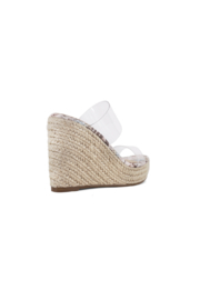Shu Shop Shoes Inez-01 Wedge - Side cropped