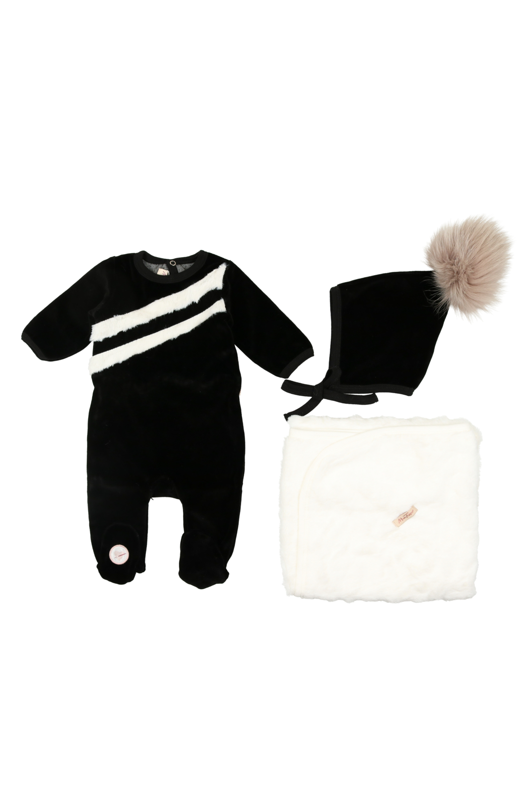 MON TRESOR  INFANT BABY LAYETTE BY BEBE - Main Image
