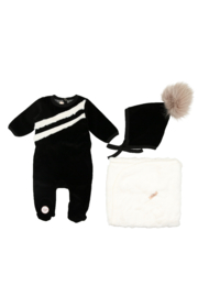 MON TRESOR  INFANT BABY LAYETTE BY BEBE - Product Mini Image