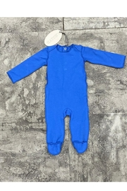 HATCH'D HATCH'd Inside Out Seam Footie - Front full body