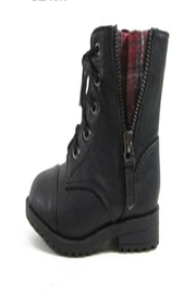 Soda Infant Girl Boot - Front cropped