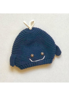 Shoptiques Product: Infant Whale Hat