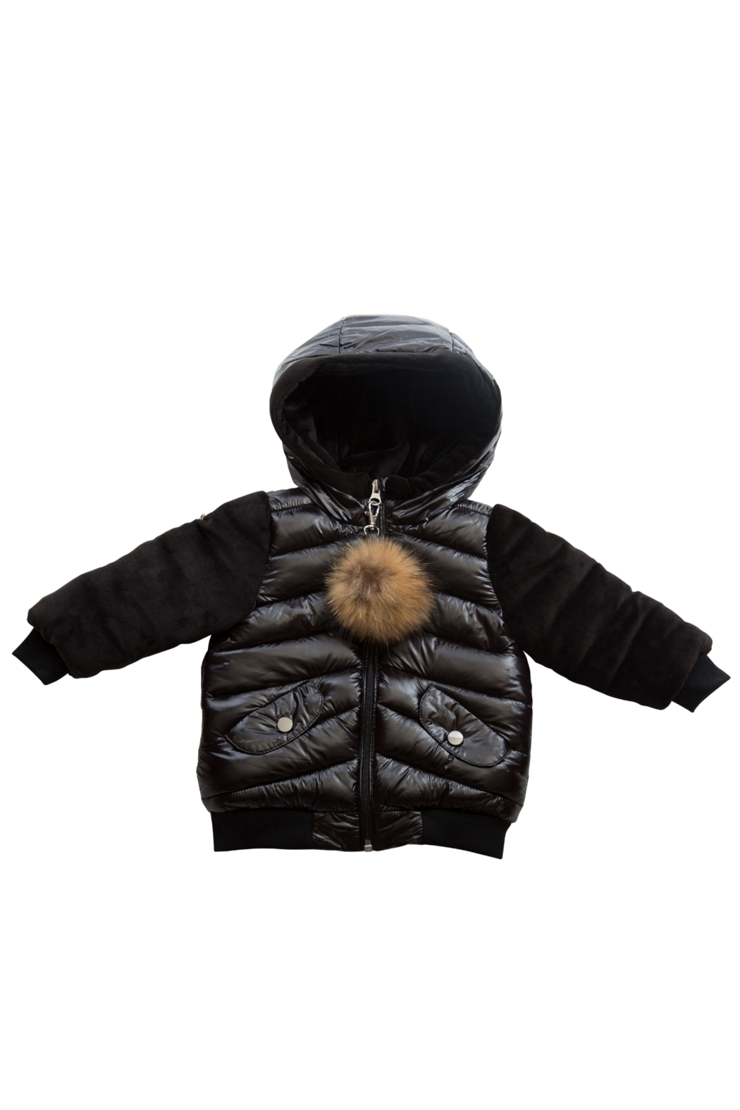 COZY COOP Infants' and Toddlers Quilted Winter Jacket - Main Image