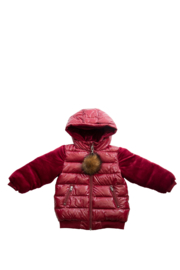 COZY COOP Infants' and Toddlers Quilted Winter Jacket - Front cropped