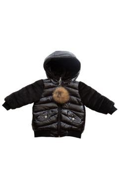 Shoptiques Product: Infants' and Toddlers Quilted Winter Jacket