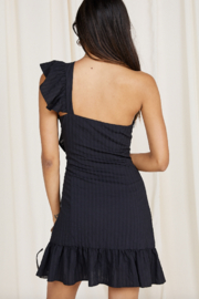 SAGE THE LABEL Infinity One Shoulder - Front full body