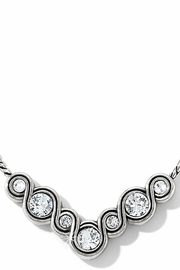 Brighton Infinity Sparkle Necklace JL4382 - Product Mini Image