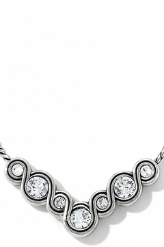 Shoptiques Product:    Infinity Sparkle Necklace JL4382