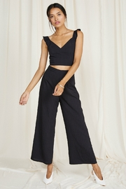 SAGE THE LABEL INFINTY CROP - Front cropped