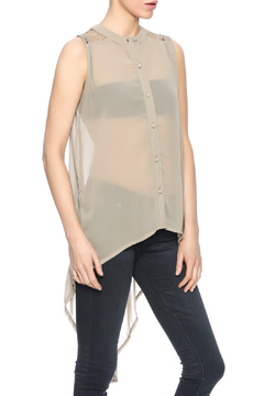 Influence Hi-Lo Sleeveless Top - Product List Image