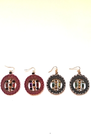 Influence Round Earrings - Other