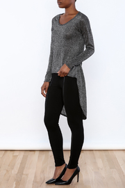 ING Shimmer Sweater - Front full body
