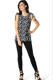 Yest  Inge Tie Shoulder Top - Product Mini Image