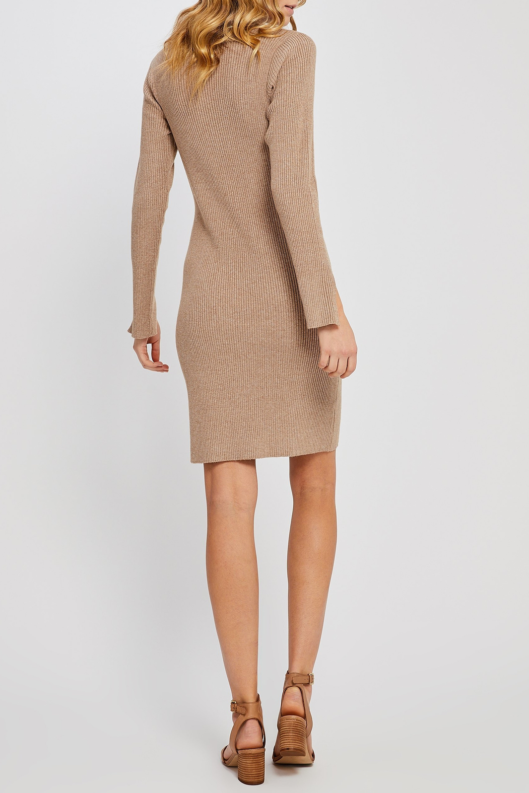 Gentle Fawn Inglewood Sweater Dress - Side Cropped Image