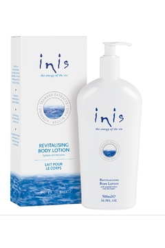 Inis Revitalising Body Lotion 500mL - Alternate List Image