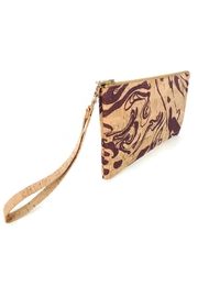 Spicer bags Ink Cork Wristlet - Front full body