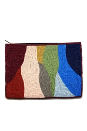 Ink + Alloy Multi Color Clutch - Product Mini Image