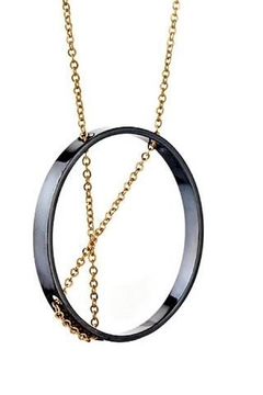 Vanessa Gade Inner Circle Necklace - Alternate List Image